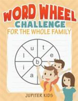 Paperback Word Wheel Challenge for the Whole Family Book