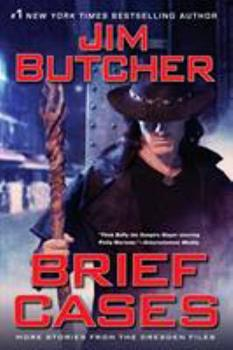 Brief Cases - Book #15.1 of the Dresden Files