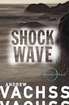 Shockwave: An Aftershock Novel 0307908852 Book Cover