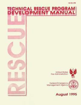 Paperback Technical Rescue Program Development Manual Book