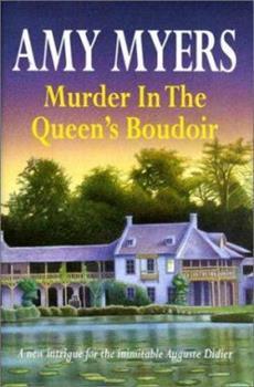 Murder in the Queen's Boudoir 0727871595 Book Cover