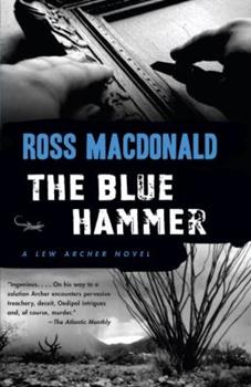 The Blue Hammer 0553103911 Book Cover