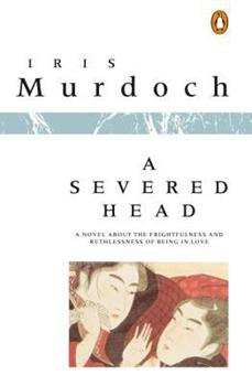 A Severed Head 0140020039 Book Cover
