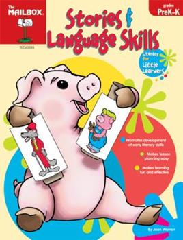 Paperback Literacy for Little Learners: Stories & Language Skills Book
