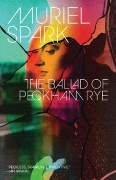 The Ballad of Peckham Rye 0811214087 Book Cover