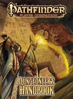 Pathfinder Player Companion: Dungeoneer's Handbook - Book  of the Pathfinder Player Companion