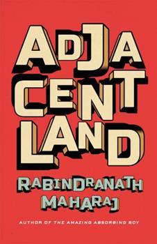 Paperback Adjacentland Book