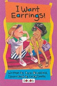 Paperback I Want Earrings (Solos) Book
