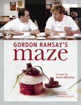 Gordon Ramsay's Maze 1554702119 Book Cover