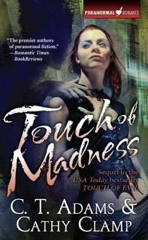 Touch of Madness 076536512X Book Cover