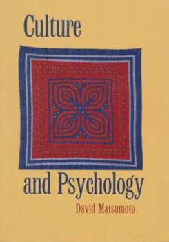 Paperback Culture and Psychology Book