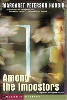 Among the Impostors 0689839081 Book Cover
