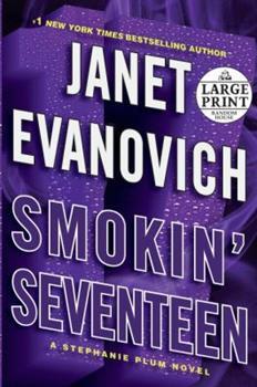 Paperback Smokin' Seventeen [Large Print] Book