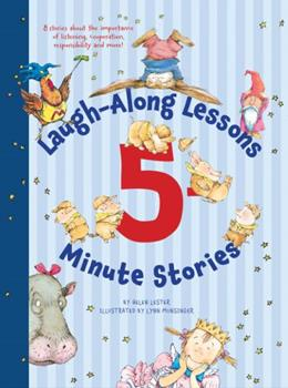 Laugh-Along Lessons 5-Minute Stories - Book  of the 5-Minute Stories
