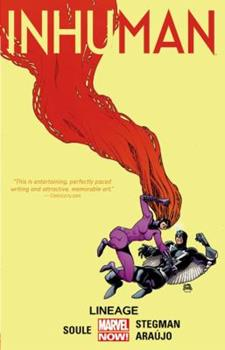 Inhuman, Volume 3: Lineage - Book #18 of the Inhumans in Chronological Order