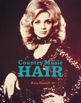 Hardcover Country Music Hair Book