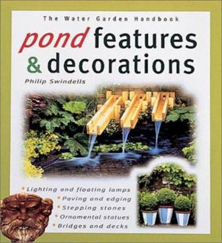 Pond Features and Decorations 0764118455 Book Cover