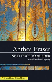 Next Door to Murder (Rona Parish Mysteries) 0727866141 Book Cover
