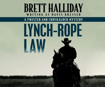 Lynch-Rope Law 1520036310 Book Cover
