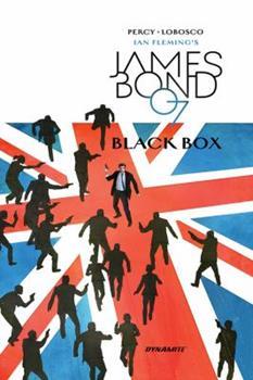 James Bond: Black Box - Book #4 of the James Bond Dynamite Entertainment