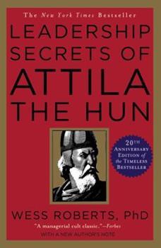 Paperback Leadership Secrets of Attila the Hun Book