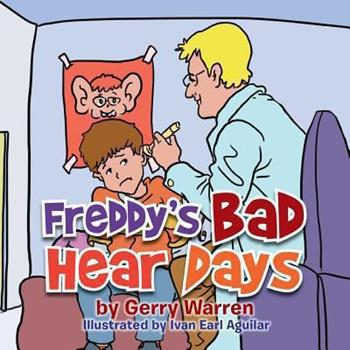 Paperback Freddy's Bad Hear Days Book