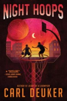 Night Hoops 0547248911 Book Cover