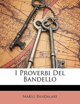 Paperback I Proverbi Del Bandello Book