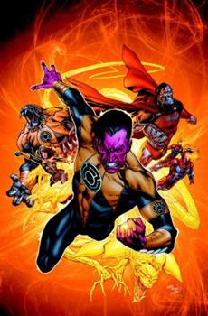 Green Lantern: Tales of the Sinestro Corps - Book  of the Green Lantern #Hal Jordan vol. 2