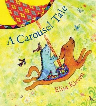 Hardcover A Carousel Tale Book