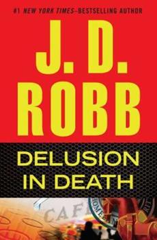 Hardcover Delusion in Death Book