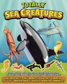 Paperback Totally Sea Creatures (Totally Books) Book