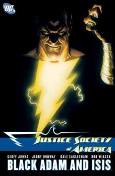 Justice Society of America, Vol. 5: Black Adam & Isis - Book  of the Complete Justice Society