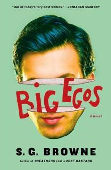 Big Egos 1476711674 Book Cover