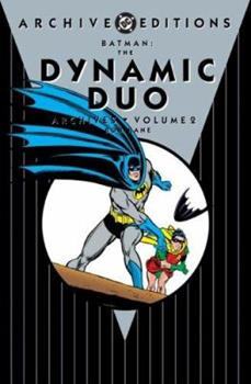 Batman: The Dynamic Duo - Archives, Volume 2 - Book  of the DC Archive Editions