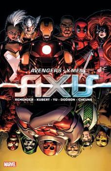 Avengers & X-Men: AXIS - Book  of the Avengers & X-Men: AXIS