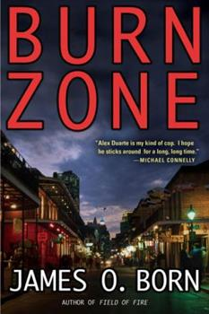 Burn Zone 0425225593 Book Cover