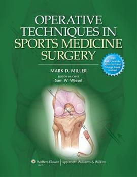 Operative Techniques in Sports Medicine Surgery 1451102615 Book Cover