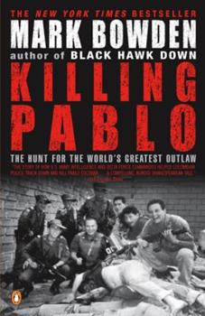 Paperback Killing Pablo : The Hunt for the World's Greatest Outlaw Book