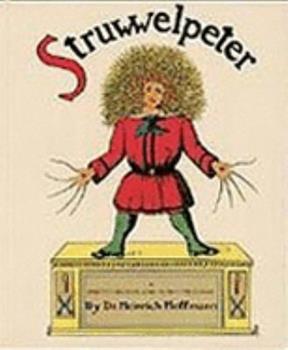 Paperback Struwwelpeter Book