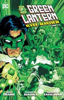 Green Lantern: Kyle Rayner Vol. 1 - Book  of the Green Lantern #Hal Jordan vol. 2