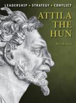 Attila the Hun - Book #31 of the Command