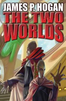 The Two Worlds (Omnibus: Giant's Star / Entoverse) 1416537252 Book Cover