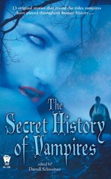 The Secret History Of Vampires 075640410X Book Cover