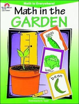 Math in the Garden - Book  of the Math is Everywhere!