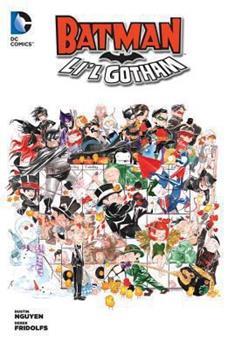 Batman: Li'l Gotham, Vol. 1 - Book  of the Batman: Li'l Gotham Printed Edition
