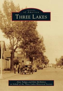 Paperback Three Lakes Book