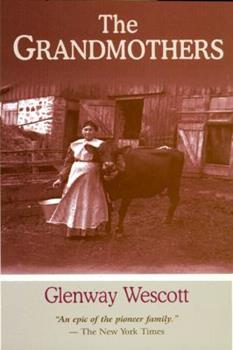 The Grandmothers: A Family Portrait 0877957991 Book Cover