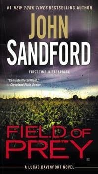 Field of Prey - Book #24 of the Lucas Davenport