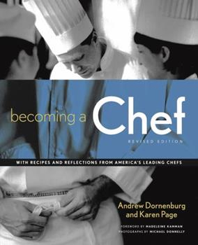 Becoming a Chef 0471152099 Book Cover
